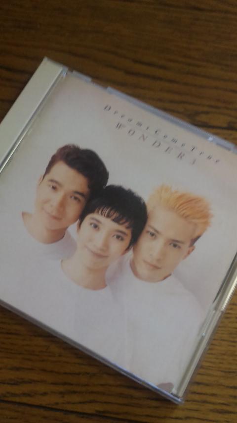 WONDER3〜♪